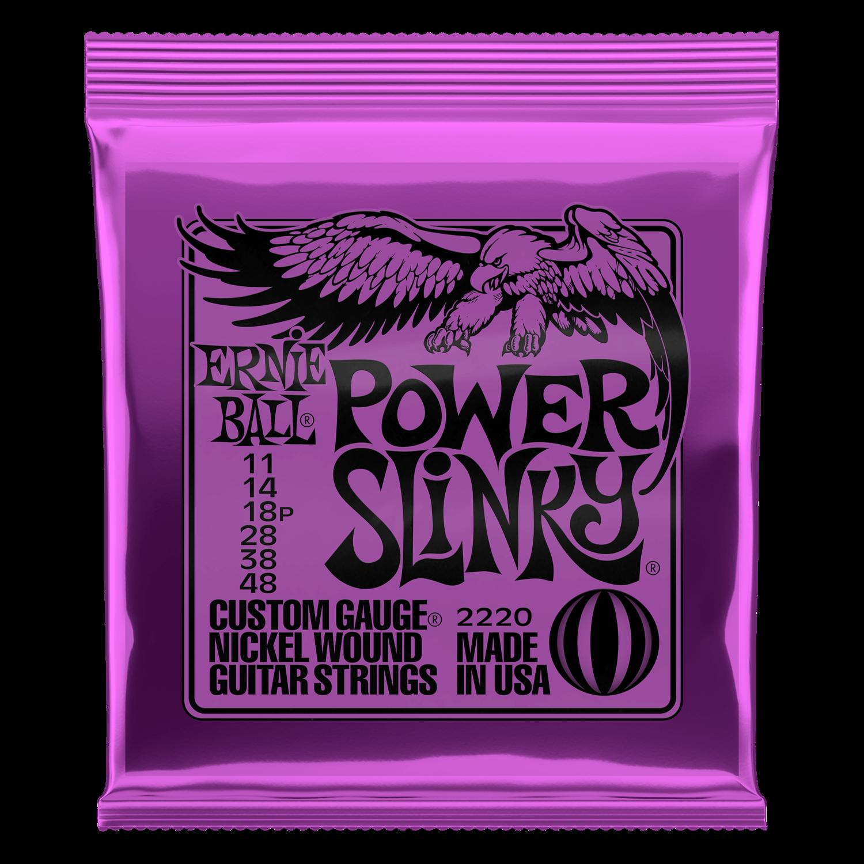 Ernie Ball Power Slinky Nickel Wound