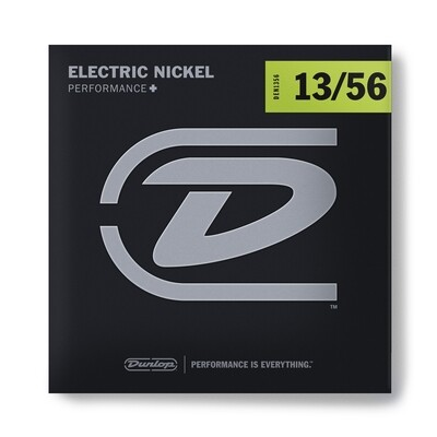 Dunlop 13/56 Electric Nickel Performance +