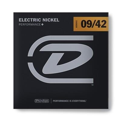 Dunlop 09/42 Electric Nickel Performance +