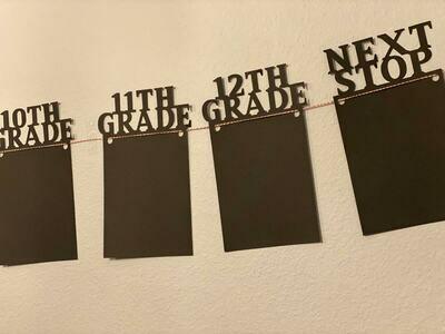 PD Graduation Banner