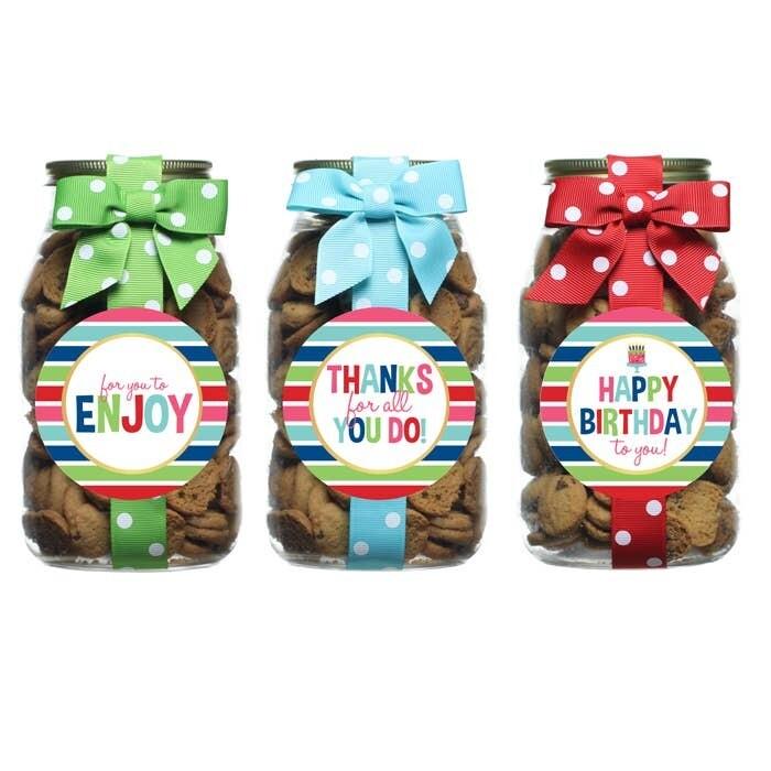 Chocolate Chip Cookies- Pint Jar