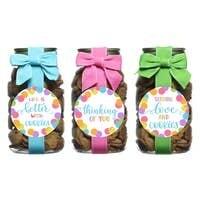 Chocolate Chip Cookies Quart Jar