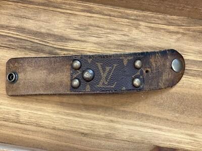 "LV Cuff Bracelet 7.75"" (B)"