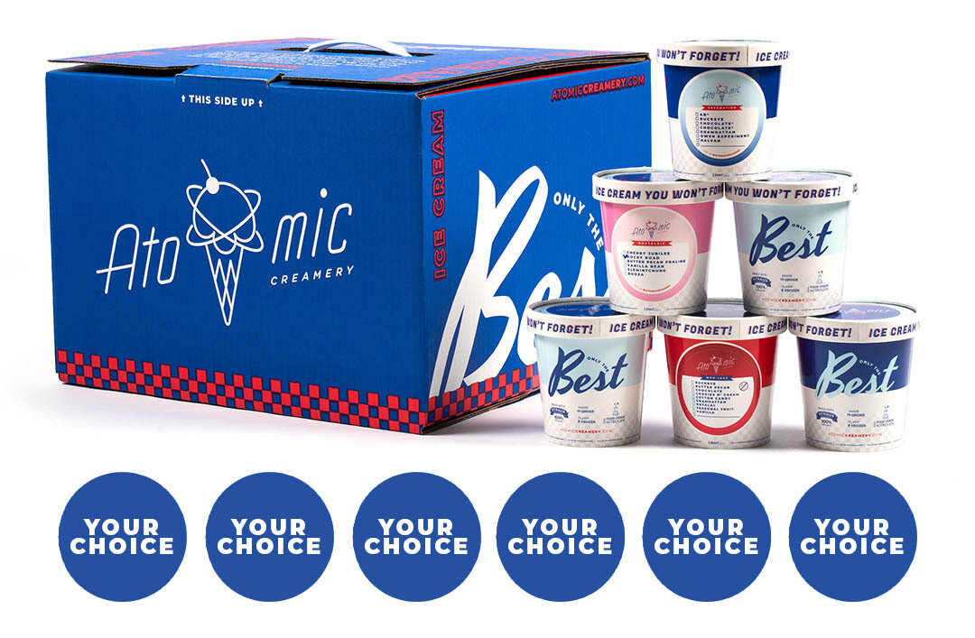 NATIONWIDE SHIPPING BUILD YOUR OWN BOX