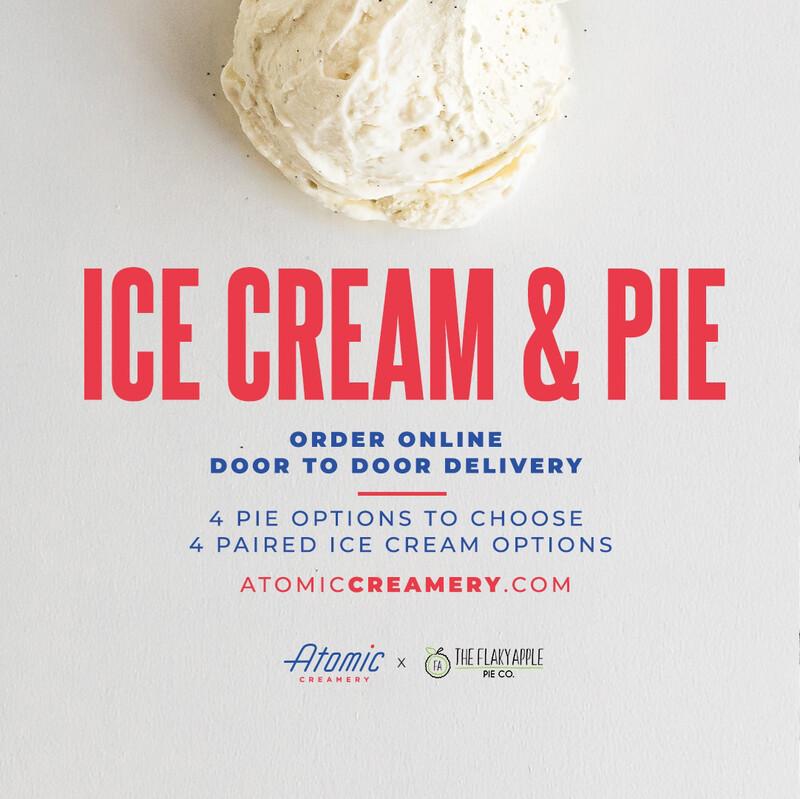 Pie + Ice Cream ( Pi-Scream)