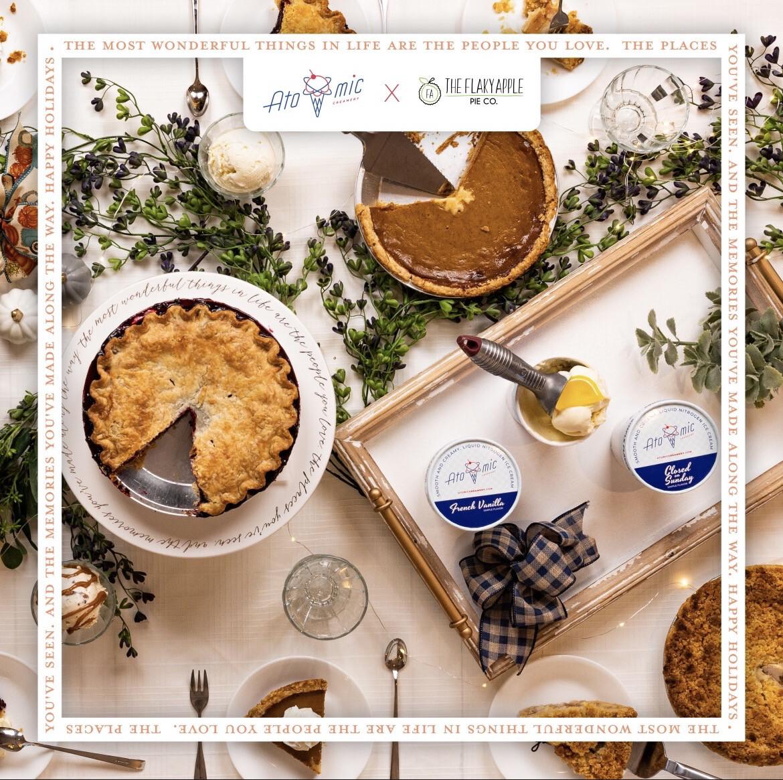 Pie + Ice Cream (LOCAL OC/LA DELIVERY)