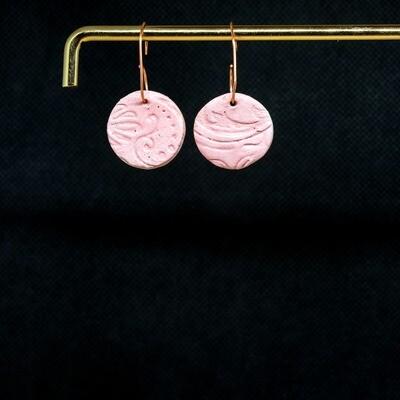 HL115 Pink Imprints