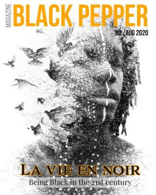 Jul/Aug 2020 Issue - La vie en noir