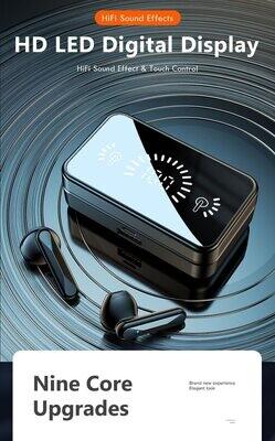 Noir Wireless Earbuds
