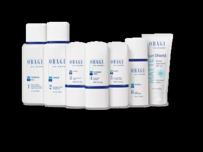 Obagi Nu-Derm System (Normal - Oily Skin)