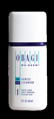 Obagi Nu-Derm Gentle Cleanser 2oz