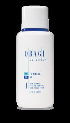 Obagi Nu-Derm Foaming Gel 6.2oz
