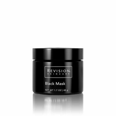 Revision Mask & Exfoliate: Black Mask 1.7oz