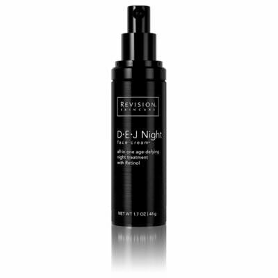 Revision Moisturize & Protect: D.E.J. Night Face Cream 1.7oz