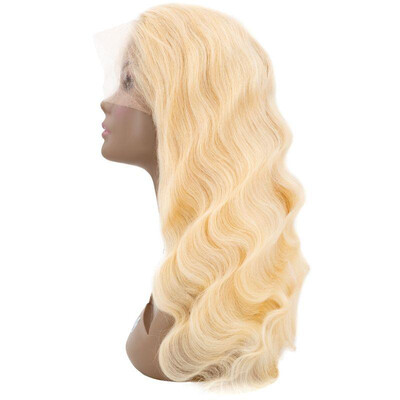 Blonde Body Wave Lace Front Wig