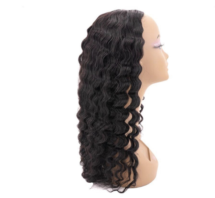 Deep Wave U-Part Wig