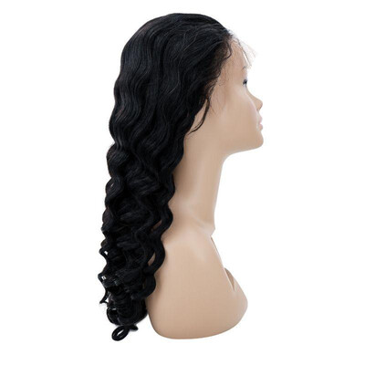Loose Curly Full Lace Wig