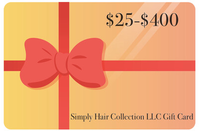 Simply Hair Collection Gift card