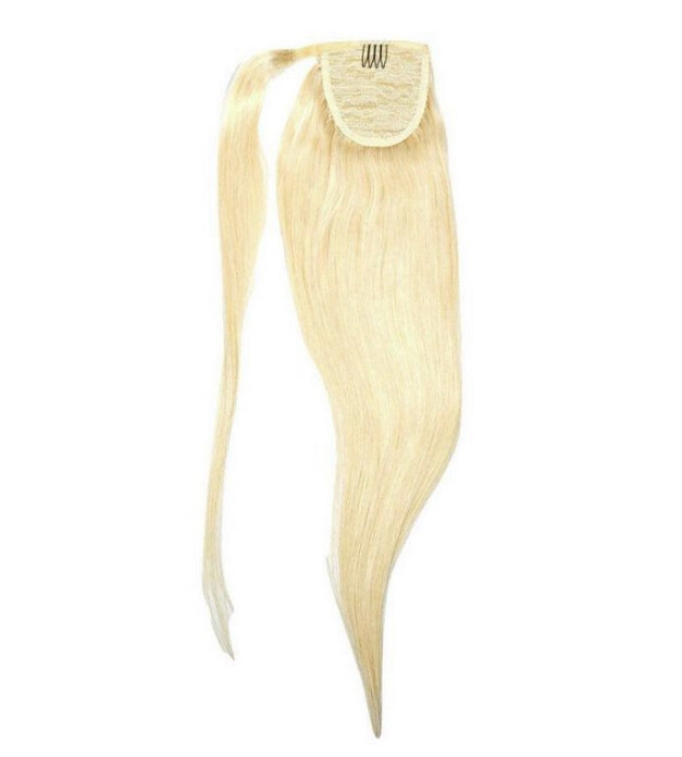 Blonde Ponytail Hair Extension
