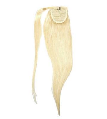 Blonde Ponytail Hair Extension