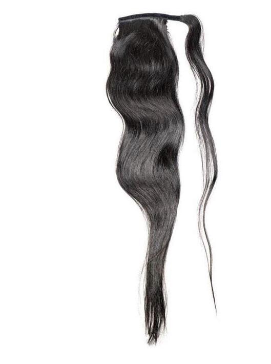 Natural Black Ponytail Hair Extension