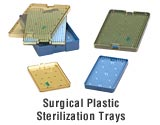 Surgical Sterilization Tray - Micro