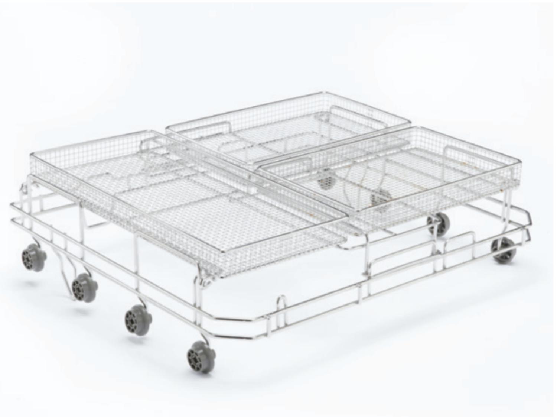 HYDRIM C61 Basket Rack support