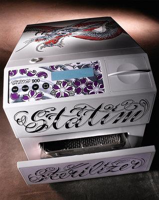 STATIM 900 Drawer Front