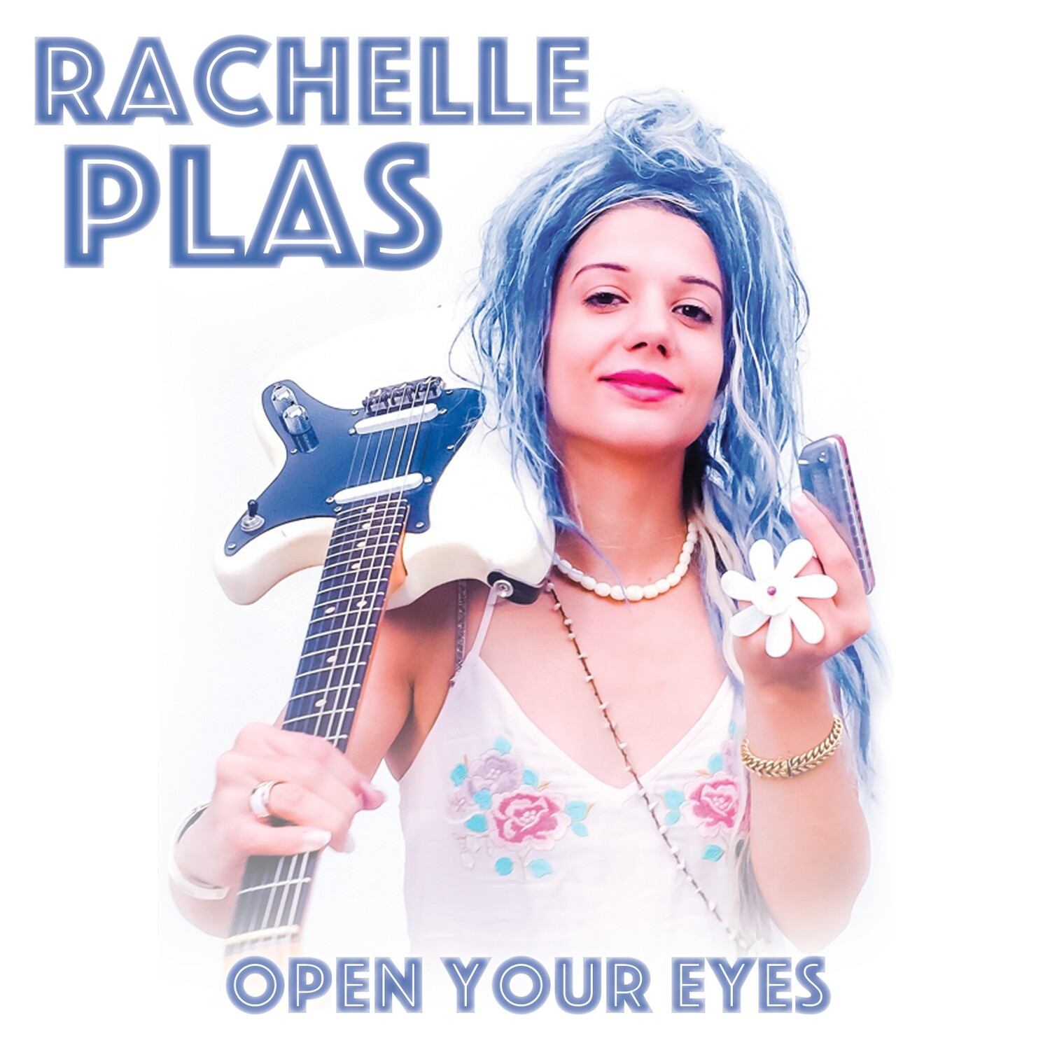 CHANSON - Open Your Eyes (Rachelle PLAS, Single) (Rachelle Plas/Philippe Hervouët).mp3