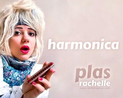 CHANSON - First (Rachelle PLAS, library harmonica) (Rachelle Plas).wav