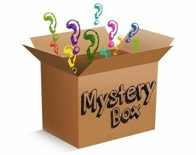 Mystery Box - Full Size
