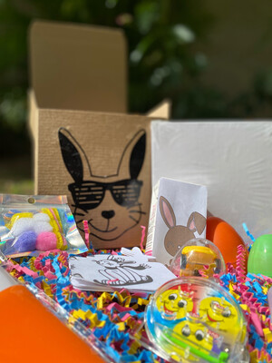 Easter Activity Box For boys