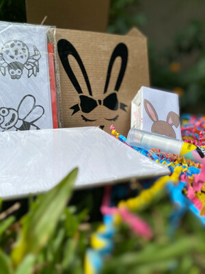 Easter Activity Box For Girls