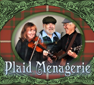 'Plaid Menagerie' Music CD Album