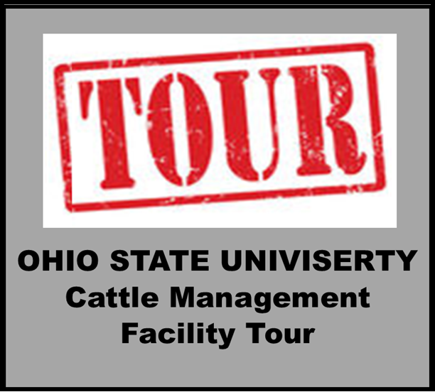 Ohio State University Beef Facility Tour / CFAES Wooster
