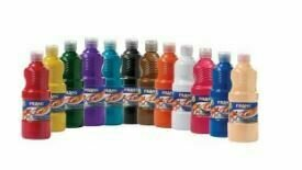 Prang Washable Liquid Tempera Paints