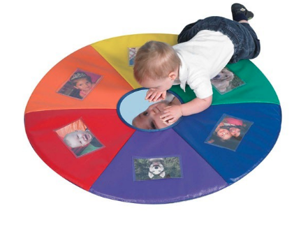 See-Me Picture Mat