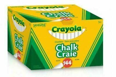 Crayola Dustless Chalk