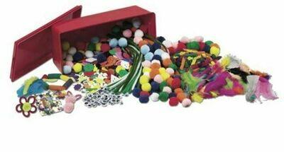 Art Craft Kits Items (Various Sizes)
