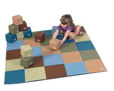 Cozy Woodland Patchwork Mat Block Set