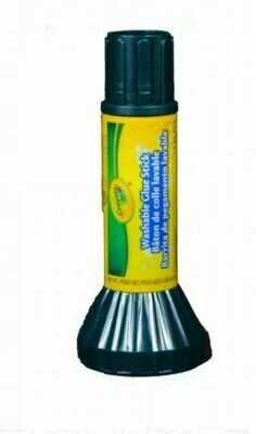 Washable Glue Stick, 25gm, medium size, 48/CS