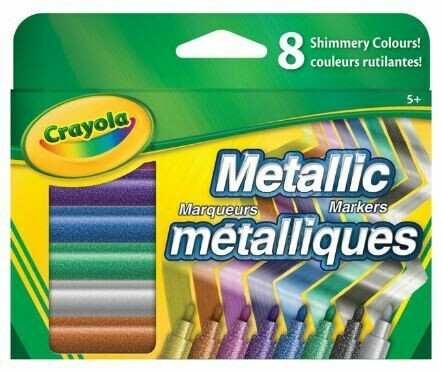 Crayola Metallic Markers