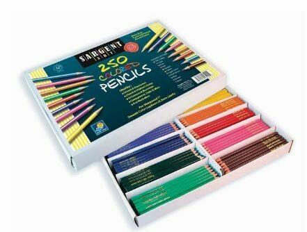 Best Buy Coloured Pencils Classpack