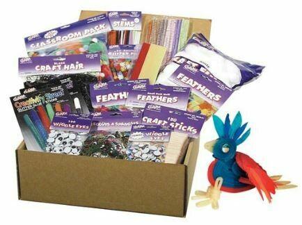 Classic Crafts Activities Box