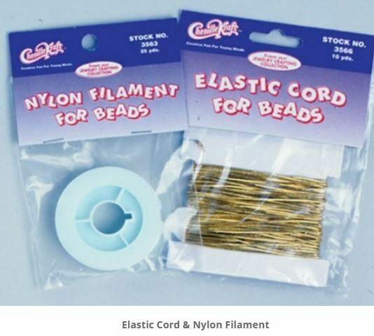 Elastic Cord & Nylon Filament