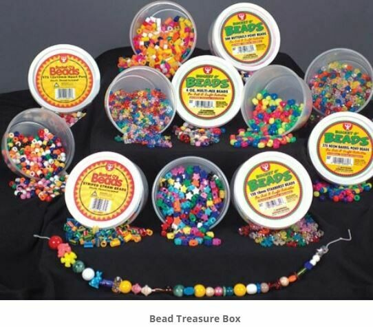 Bead Treasure Box