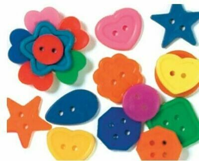 Bright Buttons 1 Lb