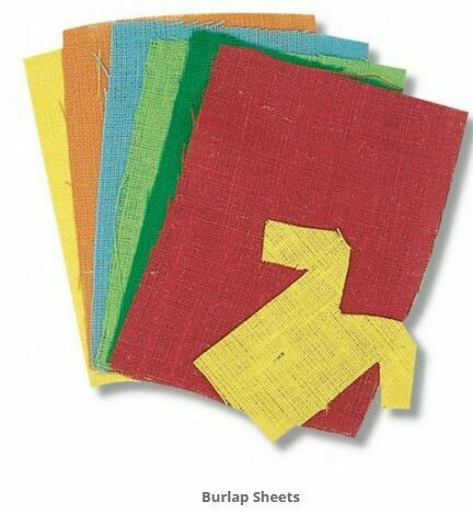 Burlap Sheets