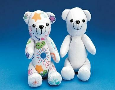 Colour Me Bears - Pack Of 12