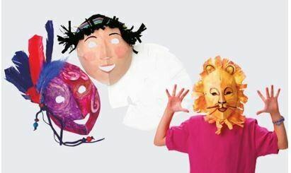 Folding Fun Masks